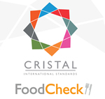 2014 - Cristal International Standards: Certificado Food Check