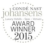 2015 - Condé Nast Johansens: Gewinner der Awards for Excellence Americas