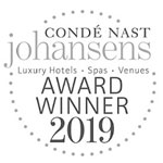 2019 - Condé Nast Johansens: Gewinner der Awards for Excellence Americas