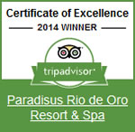 2014 - TripAdvisor: Certificate of Excellence