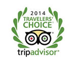 2014 - TripAdvisor: Travellers' Choice