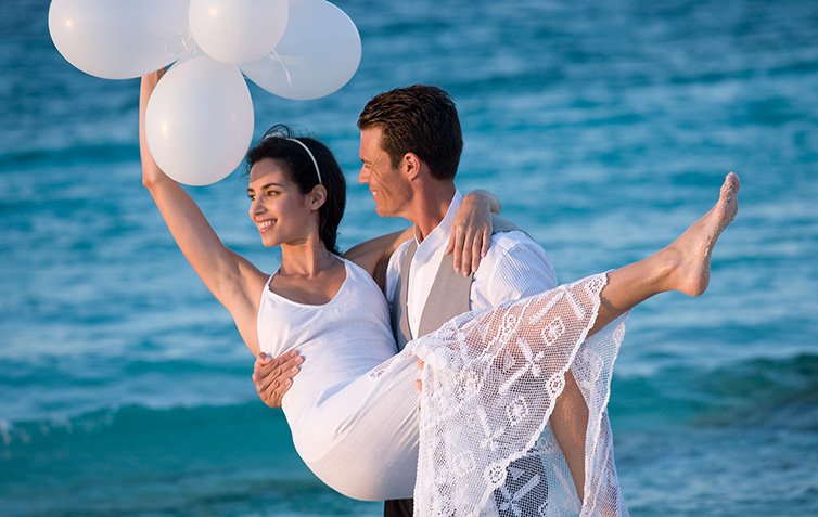 Free Weddings = Meliá Las Dunas