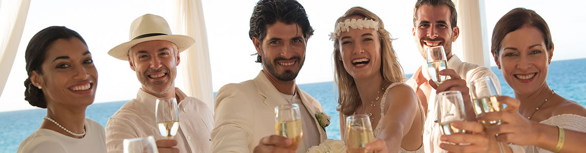Meliá Cuba wedding packages - Weddings and Honeymoons Hotels in Cuba