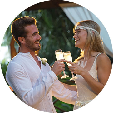 Request wedding or renewal of vows with Meliá Cuba - Weddings and Honeymoons Hotels in Cuba
