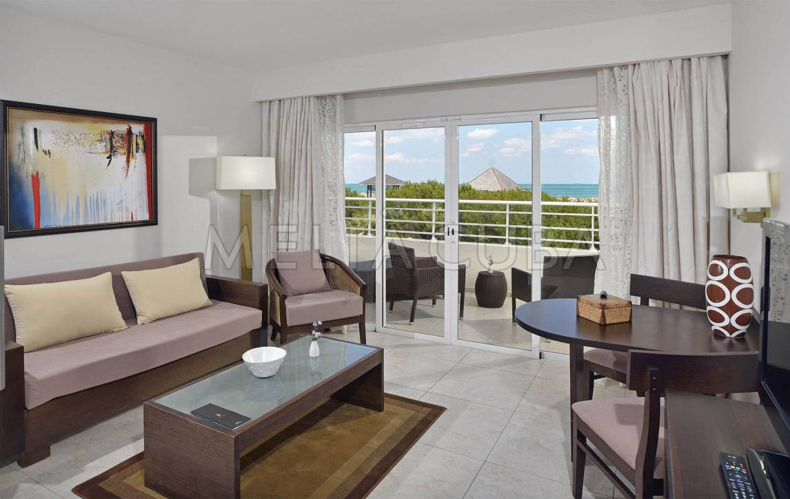 Paradisus Princesa del Mar - ROYAL SERVICE JUNIOR SUITE SEA VIEW