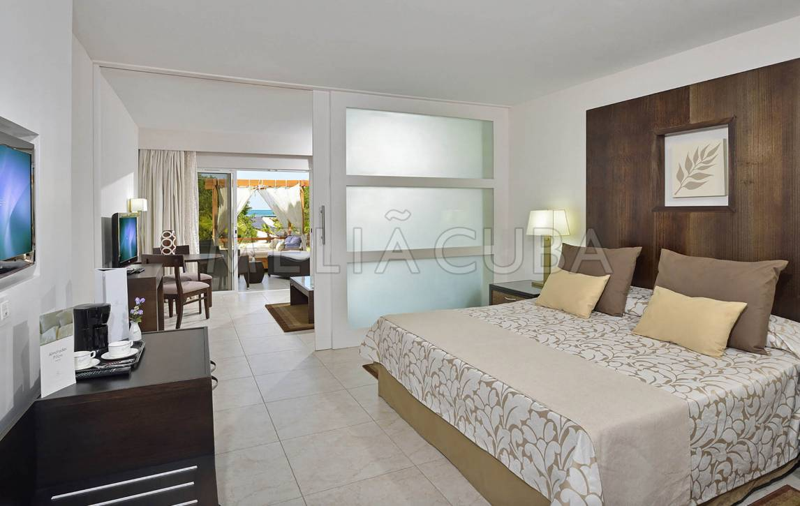 Paradisus Princesa del Mar - MASTER JUNIOR SUITE GARDEN SWIM-UP POOL ROYAL SERVICE