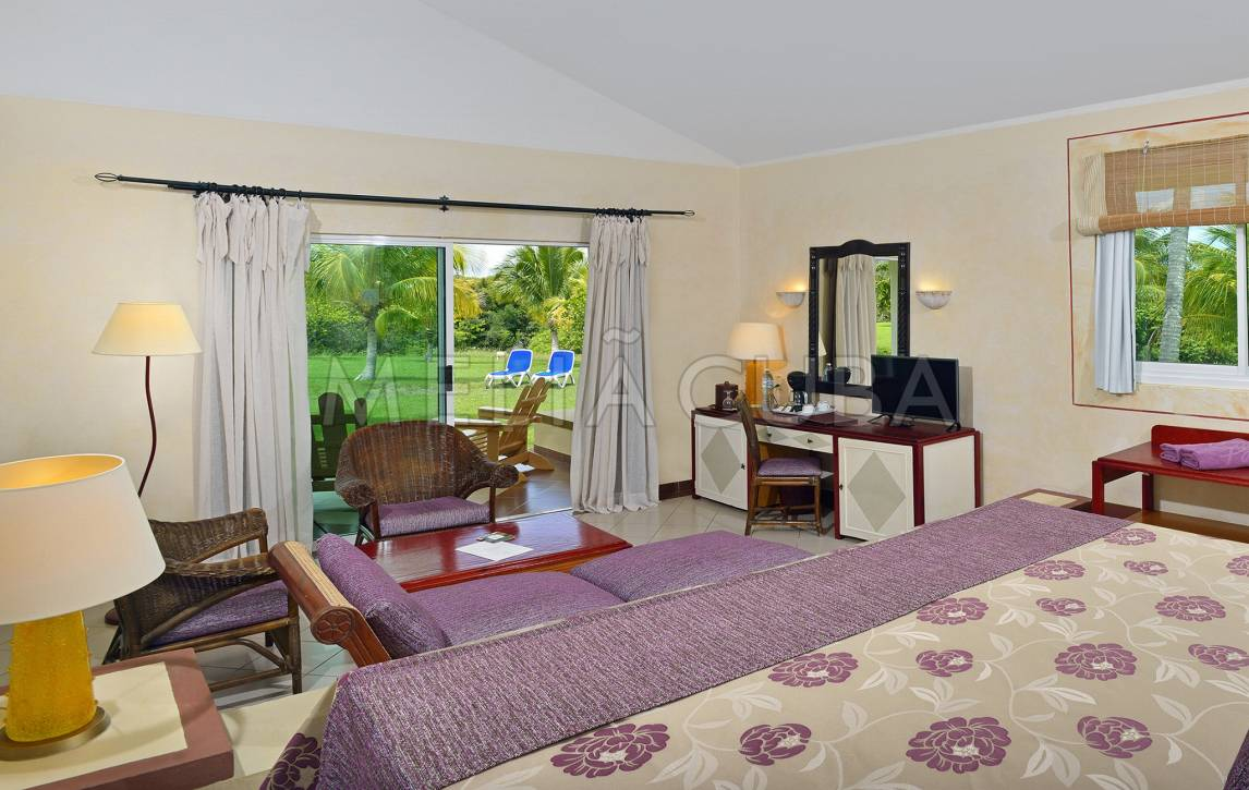 Paradisus Río de Oro - LUXURY JUNIOR SUITE