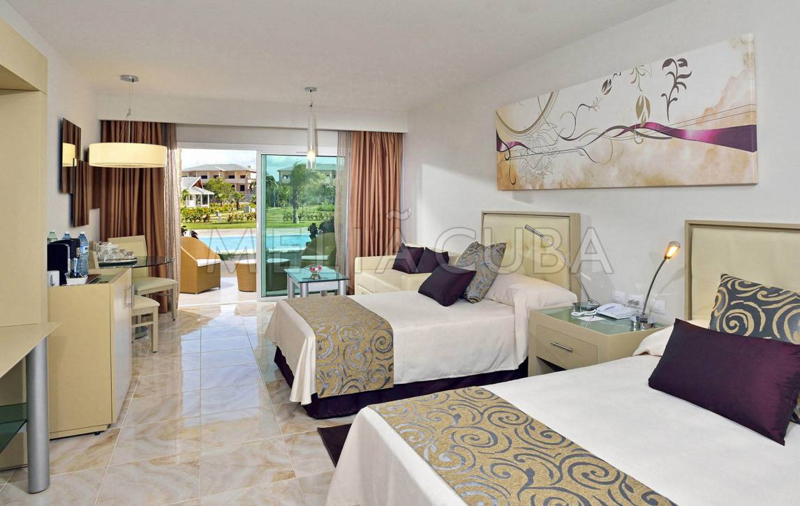 Paradisus Varadero - FAMILY CONCIERGE JUNIOR SUITE GARDEN SWIM-UP