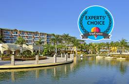 News on Hotels in Cuba - Meliá Las Antillas wins prestigious Experts' Choice Awards