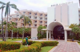 News on Hotels in Cuba - The situation is now returning to normal for Meliá hotels in Cuba