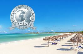 News on Hotels in Cuba - Meliá Cuba hotels nominated for the 26th World Travel Awards