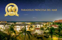 News on Hotels in Cuba - Paradisus Princesa del Mar galardonado como Cuba´s Leading Resort