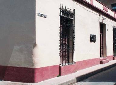Atractivos en Camaguey: The House of Nicolás Guillén