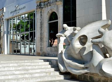 Atractivos en Havana: National Museum of Fine Arts
