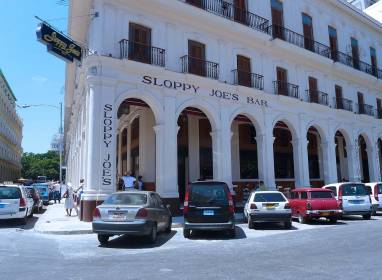 Atractivos en La Habana: Sloppy Joe's
