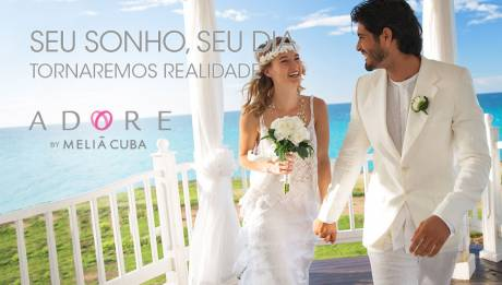 Special do casamento - Adore Wedding and Honeymoon Program por Meliá Cuba