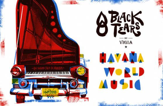 Festival Havana World Music - Black Tears 2018