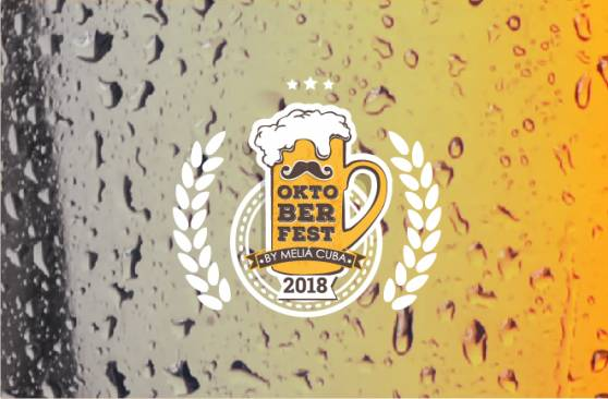 6th OKTOBERFEST International Beer Festival at Meliá Cuba