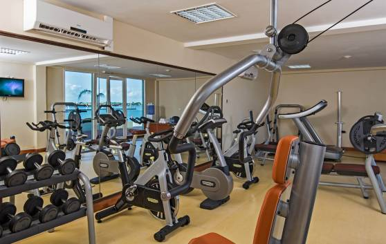 Gym: Fitness Center