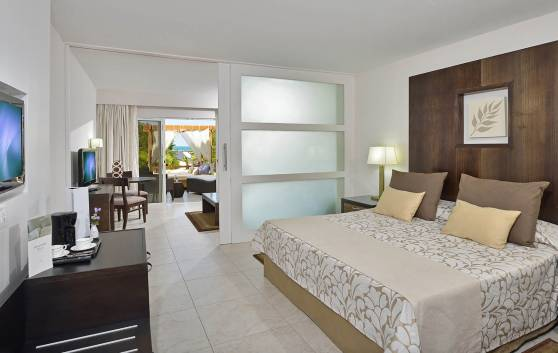 Paradisus Princesa del Mar - MASTER JUNIOR SUITE GARDEN SWIM-UP POOL SERVICIO REAL