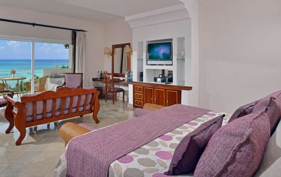 Paradisus Río de Oro - ROYAL SERVICE JUNIOR SUITE SEA VIEW