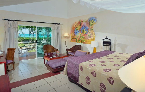 Paradisus Río de Oro - LUXURY JUNIOR SUITE SEA VIEW