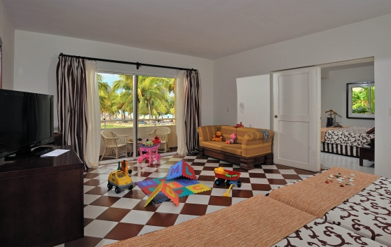 Paradisus Varadero - FAMILY JUNIOR SUITE SEA VIEW