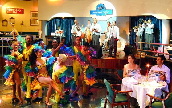 Entertainment: Disco Habana Café