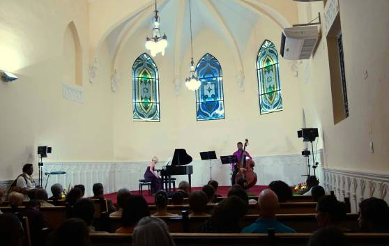 Camaguey Chamber music performances in the Concert Hall