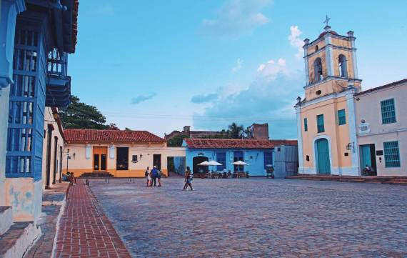 Tour of Camagüey in two days