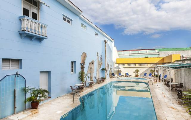 Gran Hotel - Piscina - Swimmingpools