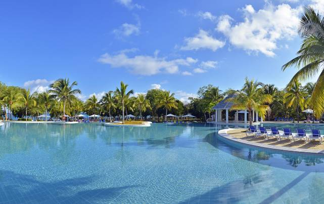 Paradisus Río de Oro Resort & Spa - Piscina - Swimmingpools