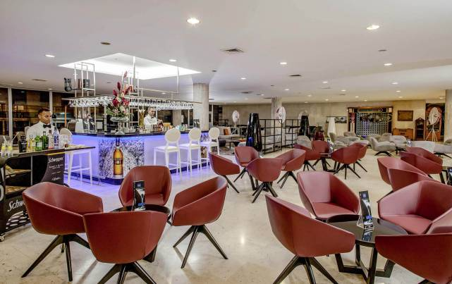 Tryp Habana Libre - Bar Siboney - Bars