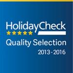 2016 - HolidayCheck: HolidayCheck Quality Selection