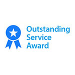 2017 - Gohotels.com: Outstanding Service Award