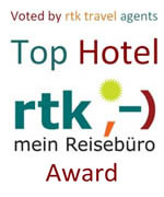 2013 - RTK travel agencies: Top 100 partner hotels