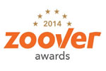 2014 - Zoover: Zoover Award