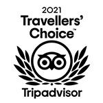 2021 - TripAdvisor: Travellers' Choice