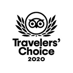 2020 - TripAdvisor: Travellers' Choice