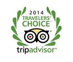 2014 - TripAdvisor: Travellers' Choice