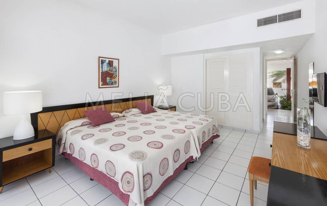 Jagua Managed By Meliá Hotels International - Estándar con parqueo y vista piscina
