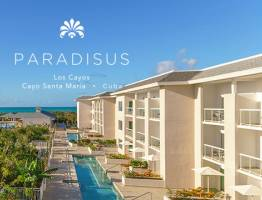 The luxury hotel Paradisus Los Cayos opens
