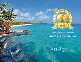 Hotel Paradisus Río de Oro es galardonado en los World Travel Awards