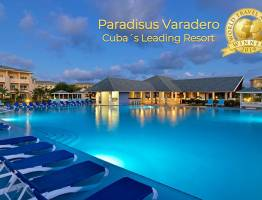 Paradisus Varadero, galardonado en World Travel Awards 2019