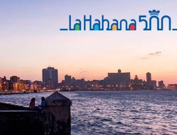Meliá Cuba's activities for Havana's 500th anniversary begin