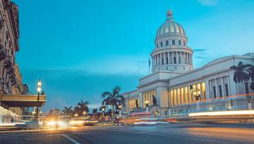 HERITAGE CITIES OF CUBA