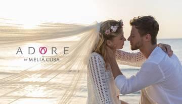 Hochzeits-Special - Adore Wedding und Flitterwochen-Programm von Meliá Cuba