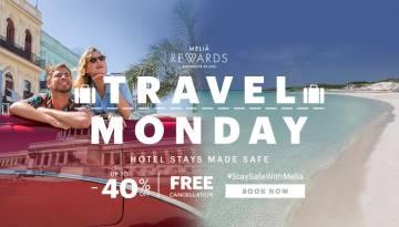 Cyber Monday en hoteles Meliá Cuba