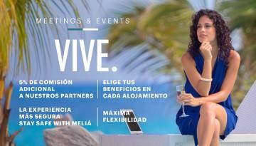 Promociones MICE - Meliá Hotels International Cuba