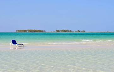 Cayo Guillermo - Plage